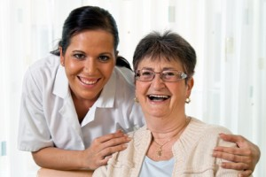 assisted living Vancouver WA caregiver image