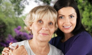 Mother and Daugther - Assisted Living in Vancouver WA - Adult Family Homes